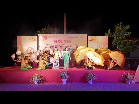 Tốp ca: Việt Nam gấm hoa - Biểu diễn - Tập thể Giáo viên và Học sinh THCS Đông Hồ 2