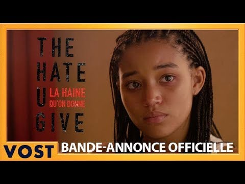 The Hate U Give : La haine qu'on donne Twentieth Century Fox France