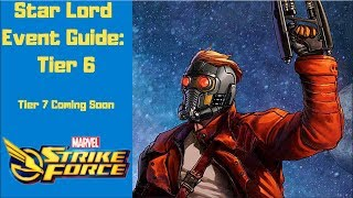 star lord marvel strike force - Free video search site