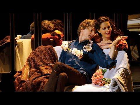 Bande Annonce du spectacle Le Misanthrope au Théâtre le Ranelagh, mise en scène Chloé Lambert et...