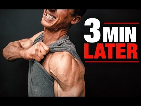 Intense 3 Minute Shoulder Workout!