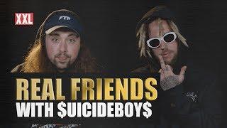 Suicideboys End in a Tie in