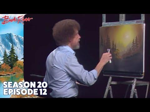 Bob Ross - Hidden Delight (Season 20 Episode 12)