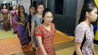 Iban Gawai Dayak 2018.Rh.Gayan,Dassey,Ulu Budu,Krian,Saratok.Sarawak.