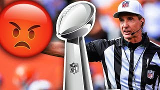 The Most FIXED Super Bowl of All-Time The NFL Wants You to Forget