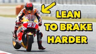 10 Ways MotoGP Racers MASTER the Corners
