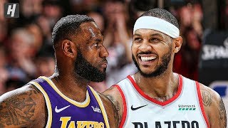 Los Angeles Lakers vs Portland Trail Blazers - Full Highlights | December 6 | 2019-20 NBA Season