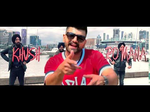 Rond : Khush Romana (Full Video) Latest Punjabi Songs 2019