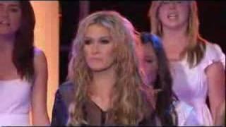 Delta Goodrem in Australian Idol - Believe Again