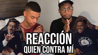 Reacción Quien Contra Mi Redimi2 Ft Leo El Poeta (Jonathan Domenech, Enmanuel Domenech)