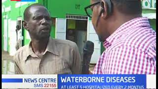 Tana River about to break banks as waterborne diseases seem eminent