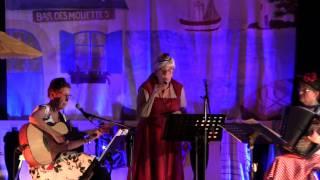 """Le trio JACAREVE interprète """"Les souliers"""" de Guy Béart"""
