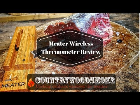 Cooking Fillet Steak on the BBQ – Meater Thermometer Review
