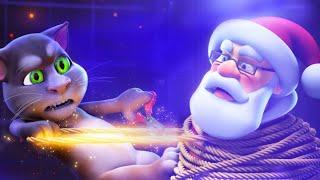 Rescatando a Santa - Talking Tom and Friends (Episodio 21 - Temporada 2)