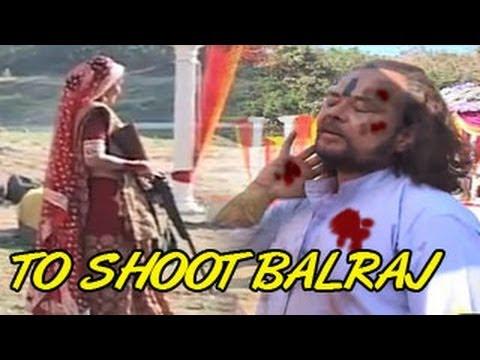 Padmini TO SHOOT Balraj in Madhubala Ek Ishq Ek Junoon 21st January 2012