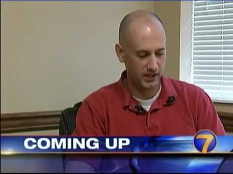 Genium X2 Knee and Optimus patient, Chris Trobough, featured on WHIO TV7