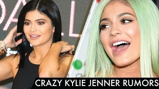 Top 5 CRAZIEST Kylie Jenner Rumors  Plastic Surgery Fake Lips Pregnant & Married