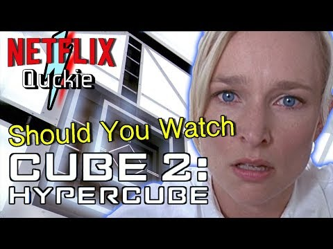 Netflix CUBE 2 Spoiler Free Movie Review. Should You Watch Cube 2: Hypercube (2002). Netflix Quickie
