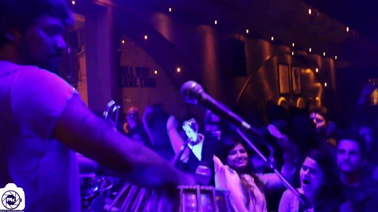 Hiten Panwar Live Manali Trance - YouTube