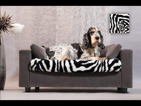 Divanetto per cani e gatti BY GiusyPop - Robusto Accogliente Ortopedico Pratico Design e Originale