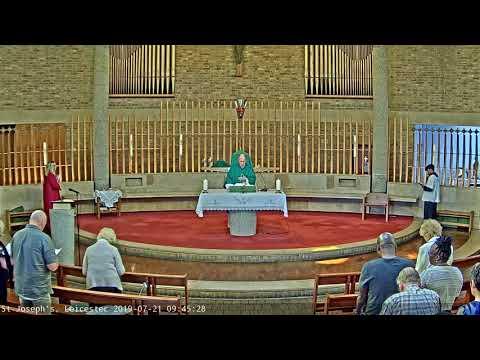St Joseph's Leicester Wednesday 19th June