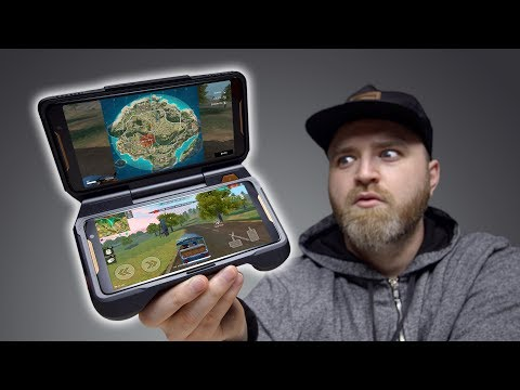 The Mind Blowing ROG Gaming Smartphone