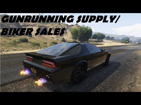 GTA 5 Online - LIVE - Selling & Stealing Some Illegal Stuff! (13)