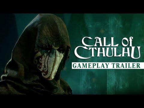 [GAMESCOM 2018] Call of Cthulhu – Gameplay Trailer thumbnail
