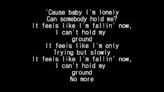 Fallin' - Eminem & Tyga [Lyrics HD]