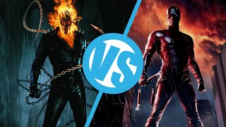 Daredevil VS Ghost Rider: Which is Worse?