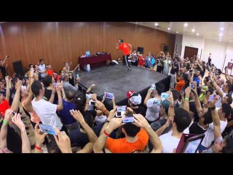Franco Rocha V MADRID SALSA FESTIVAL 2014