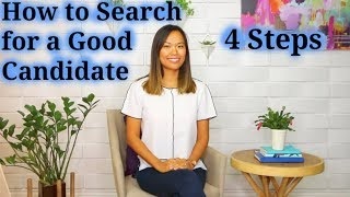 How To Search For A Good Candidate   How To Recruit A Good Job Candidate (2 Of 5)