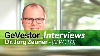Interview mit Dr. Jörg Zeuner, Chefvolkswirt der KFW