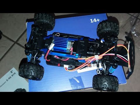 UNBOXING iHOBBY RC 4WD 1:24 RTR