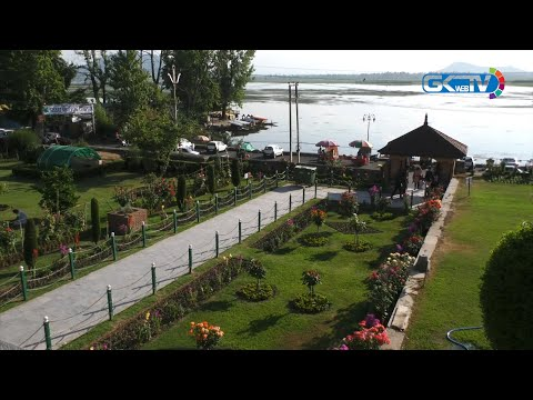 Gardens, parks in Kashmir reopen after 3 months of lockdown