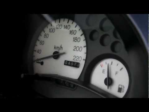 Die Norm der Kosten des Benzins auf den Falz