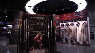 Own The Moment Hockey Experience: Store Walkthrough