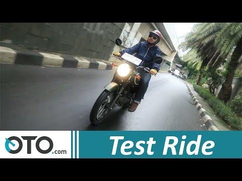 Test Ride Kawasaki W175 : Layak Beli? I Oto.Com