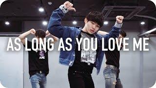 As Long As You Love Me   Justin Bieber Ft. Big Sean  Jun Liu Choreography