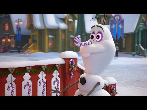 Olaf's Frozen Adventure (Clip 'That Time of Year')