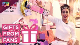 Nia Sharma Unwraps Gifts From Her Fans | India Forums