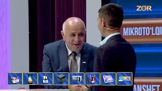 Boriga baraka 33-son Dilshod Mirzamurodov ko