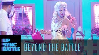 We talked to Skylar Astin about his Lip Sync Battle victory Fergie and much more