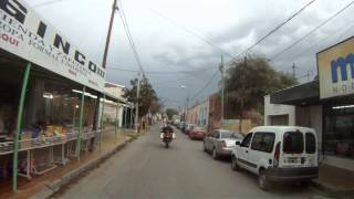preview picture of video 'Wandering San Jose de Jachal, Argentina, and saved by van man, unintentional footage'