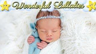 2 Hours Baby Lullabies Super Soft Sleep Music ♥ Best Bedtime Nursery Rhymes ♫ Sweet Dreams