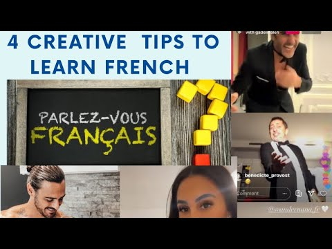 4 Creative Ways To Learn French