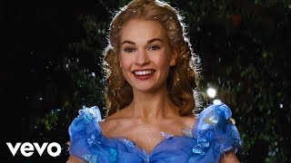 "Lily James - A Dream is a Wish Your Heart Makes (from Disney's ""Cinderella"")"