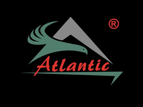 Atlantic Door Butt Hinges 5 inch x 12 Gauge/2.5 mm Thickness (Stainless Steel, Satin Matt Finish)