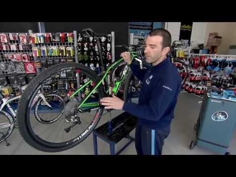 Cambio Eléctrónico XTR en Bicicletas