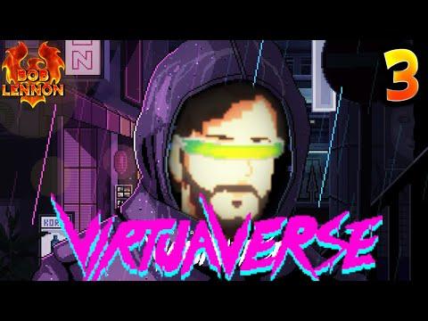 CA TIRE A BALLE RÉELLE !! AUCUN REMORD !!! -VirtuaVerse- Ep.3 avec Bob Lennon